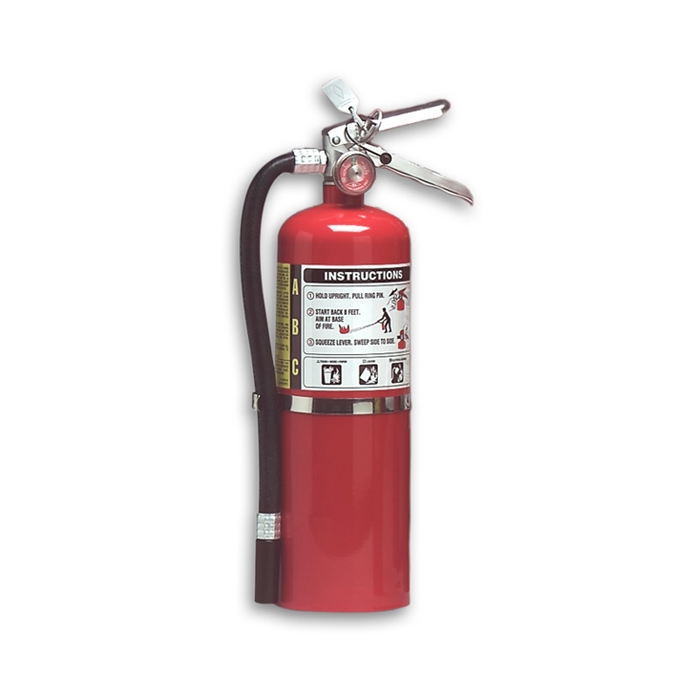 5 Pound Fire Extinguisher